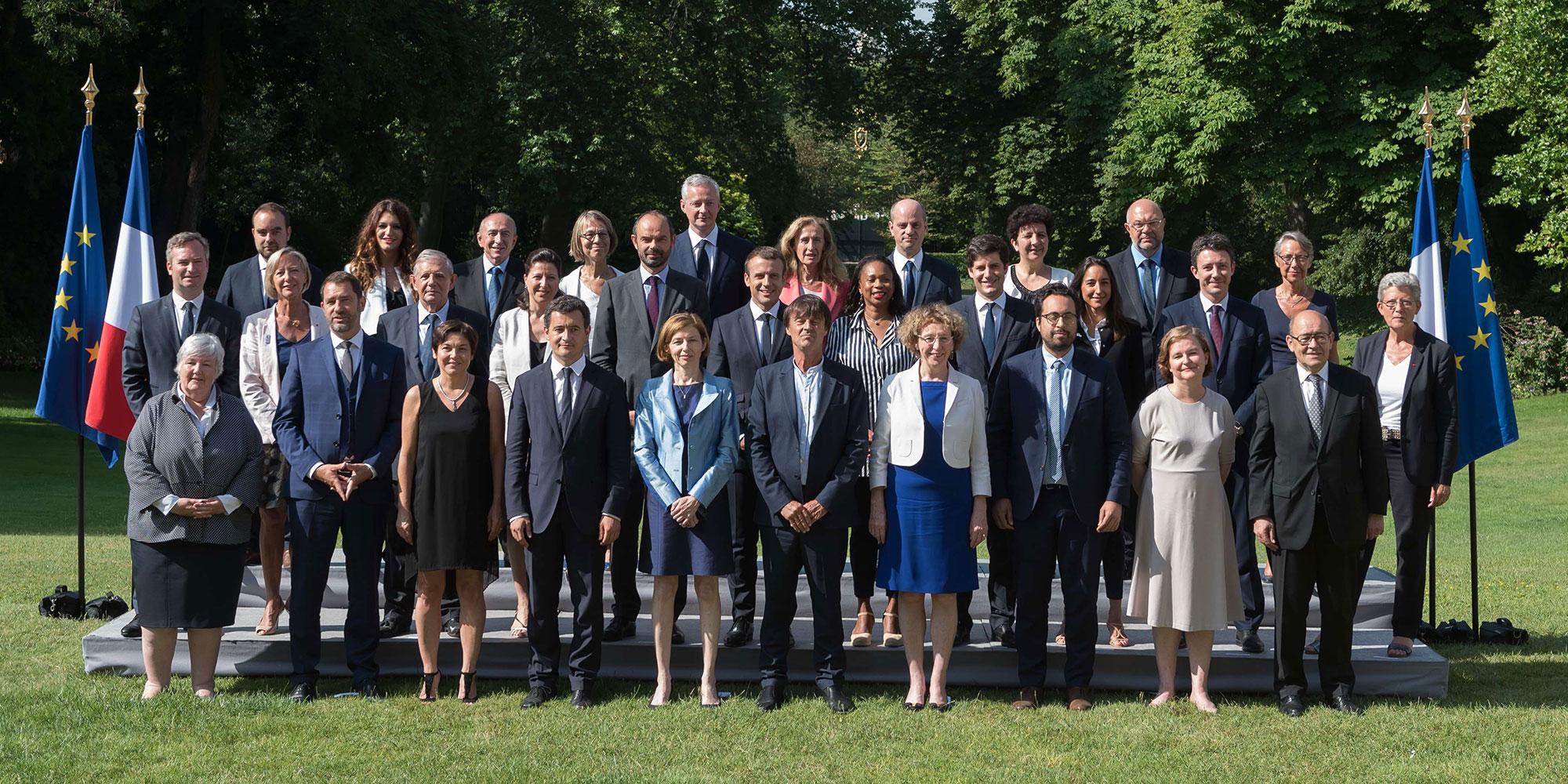 Nouveau gouvernement - Avipur Basse Normandie