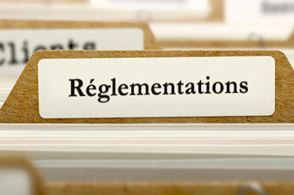 Réglementation - Avipur Basse Normandie